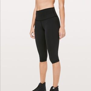 Wunder Under High-Rise 1/2 Tight Full-On Luon